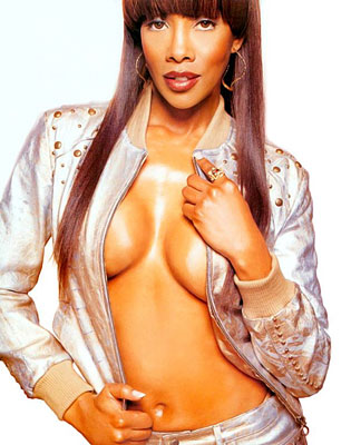Playing Vivica Fox Sex Tape Snippit- Givin Good Brizzle?